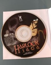 DVD Harlock Saga  Japanese adult anime fantasy menga movie