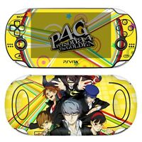 Skin Decal Sticker For PS Vita 1st Gen PCH-1000 Series Persona #04 + Free Gift