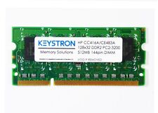 CE483A 512MB MEMORY 4 HP LASERJET P3015 P3015dn P3015d P3015X CC416A