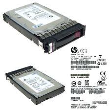 NUOVO disco rigido HP ef0600fatff 600GB 15K SAS 8.9cm 533871-003 ef0600farna