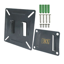 "MX 2 pcs Fix Wall Mount Stand Bracket Kit for 14 to 24"" LED LCD TV - MX S-013"
