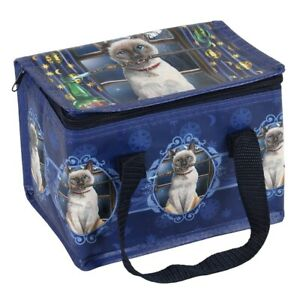 Hocus Pocus Cat Cooler or Thermos Picnic Bag - Insulated Folding Lunchbox