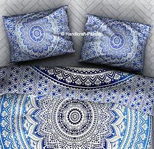 Ombre Mandala pillow cover Bohemian cushion cover 2 piece set