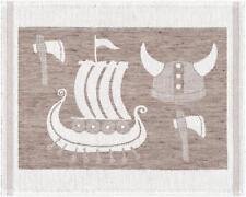 Ekelund Birka Viking Scandinavian Dishcloth, NEW
