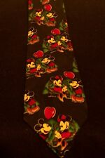 Mickey and Minnie Disney Tie