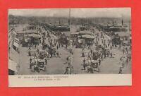 Turchia - Cartolina Stereoscopico - Costantinopoli - Ponte Galata (J5911)