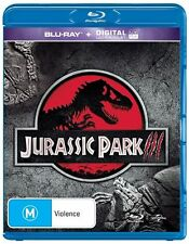 Jurassic Park III (Blu-ray, 2015) NEW AND SEALD