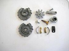Eagle Coin Mech - Assorted Parts Including 10c & 25c Coin Wheels