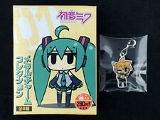 Hatsune Miku Metal Charm Collection Movic Vocaloid CHANxCO Kagamine Len New