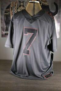 Nike Atlanta Falcons Michael Vick Retirement Jersey Football Gray $150 Sz XL