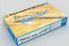 Trumpeter 02290 1/32 Messerschmitt Bf 109E-4 Tropical