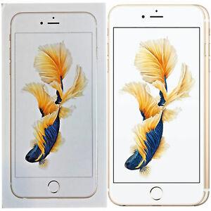 BNIB Apple iPhone 6s Plus A1687 16GB + 2GB Gold Factory Unlocked 4G/LTE GSM
