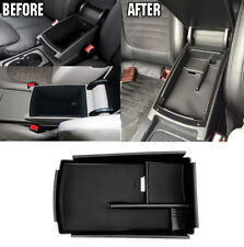 Car Center Console Armrest Secondary Storage Box Tray for VW Passat CC B6 B7  HM