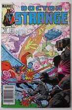 Doctor Strange #73 (Oct 1985, Marvel) (C5161) vs. Umar , Captian Orini Newsstand