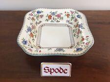 Copeland Spode AUDLEY Royal Jasmine Square Vegetable Bowl