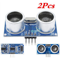 2PCS Arduino Ultrasonic Module HC-SR04 Distance Sensor Measuring Transducer