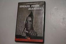 DVD - Escape From Alcatraz (1999, Widescreen) w/ Insert RARE