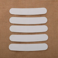 5pcs White Collar Tabs For Clergy Shirt Pastor Priest Shirt Clerical Collar