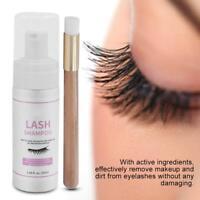 50ml Professional Eyelashes Foam Cleaner Eyelash Extension Makeup Shampoo Tool