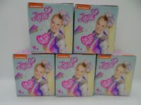 New JoJo Siwa Series 2, Collectible Figure Mystery Pack , Lot of 5 girls toy NEW