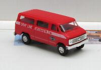 Trident 90071: Chevrolet Van ,  Bus,  Gray Line Air Shuttle