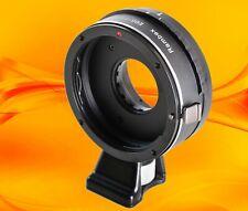 RAMBEX Aperture Control Canon EOS EF lens to Fuji Fujifilm X-mount Body Adapter