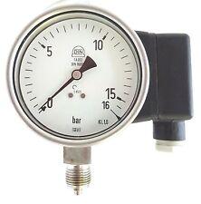 WIKA TRONIC 891.34.500 Druckmessumformer Pressure Transmitter 0...16bar UNUSED