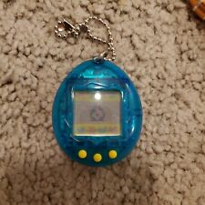 Original 1997 Tamagotchi Clear Blue - Working with Defects