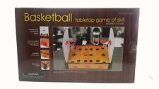 Tabletop Basketball Game Of Skill Foosball Style