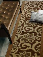 Custom Size Hallway Runner Rug, Slip Resistant,  26 Wide X Your Choice of Length