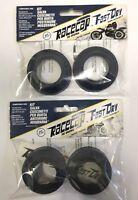 RACECAP SET PROTECTIONS ROULEMENTS ROUE BLEU HUSQVARNA FC 250 2014-2015