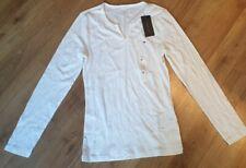 Tommy Hilfiger Damen T-Shirt, Signature T-shirt, Original, Größe: Large