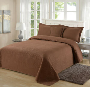 Quited Bedspread Coverlet Quilt/pillowcase/cushion bedcover pillowcase padded