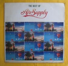 Air Supply Lp (14 tracks) - The Best Of, Asian pressing