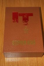 CEMETERY DANCE STEPHEN KING IT 25th Anniversary Ed- SLIPCASE [book not included]