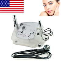 US Needle-free Mesotherapy Meso therapy Machine Antiaging Electroporation Winkle
