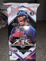 NEW HOT 2020 Topps Fire Baseball Fat Pack Cello SEALED