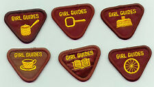 MALAYSIA GIRL GUIDES (SCOUTS) - BROWNIE GUIDES Proficiency Badge (Merit Patch)