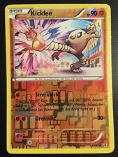 Pokemon!! Kicklee Generationen 47/83! Reverse Holo Rare! Near Mint! DE!