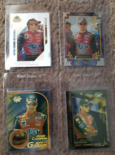 JEFF GORDON ***LOT OF 4 CARS*** #24 ECLIPSE & PRESS PASS TRADING CARDS MINT #E6