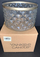 Yankee Candle LANGHAM Barrel Candle Shade NEW IN BOX