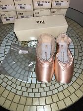 Bloch Synergy MK 2 S2100 Ballet Pointe Pink shoes.,various sizes See Description