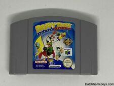 Daffy Duck Starring As Duck Dodgers - Nintendo 64 - N64