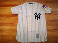 New York Yankees Mickey Mantle #7 Jersey Mitchell Ness Lands End ** Rare **