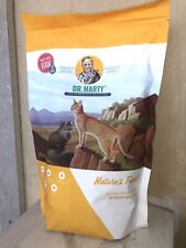 New listing Dr. Marty Nature's Feast Premium Freeze-Dried Cat Food