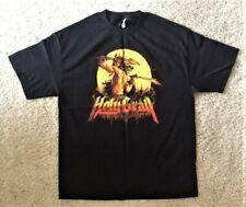 Holy Grail (Official Tour XL Black Shirt) NEW - Huntress / White Wizzard