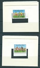 Tanzania,1994,World Cup,unapproved PROOFS, 12 1/2,mint,RARE,exist 7only,