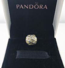 Pandora beige enamel vines charm (ex. box) 790525en19 - DISCONTINUED