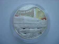 Russian Collection Coin 3 rubles 2010 PROOF Silver .925 Yaroslavl RARE