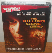 The Killing Gene (DVD, 2008, Widescreen) UNRATED BRAND NEW SEALED!!!